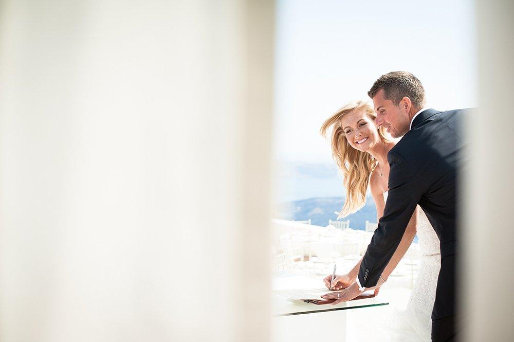 Beautiful greek wedding by Dorset Hampshire photographer