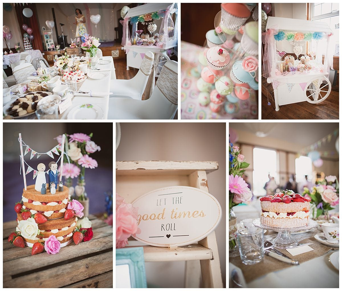 Rachel Elizabeth Photography Wedding Photographer Based In Photographs Of Vintage Afternoon Tea Reception At Emery