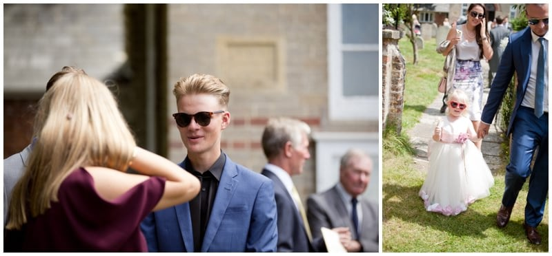 Dorset wedding photographer in Ringwood