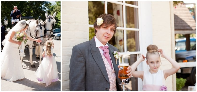 Relaxed and modern Christchurch wedding photographer