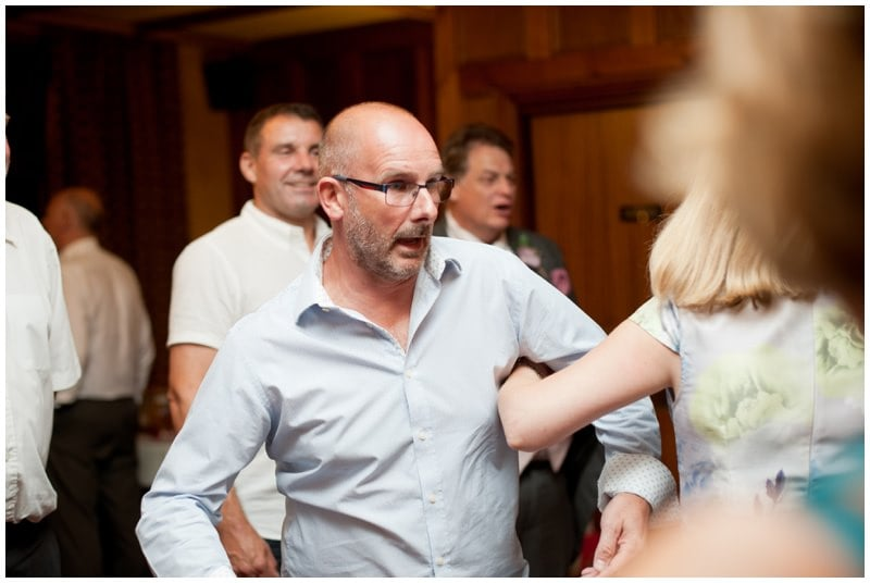 Photography of Ceilidh at Tyrrells Ford Hotel