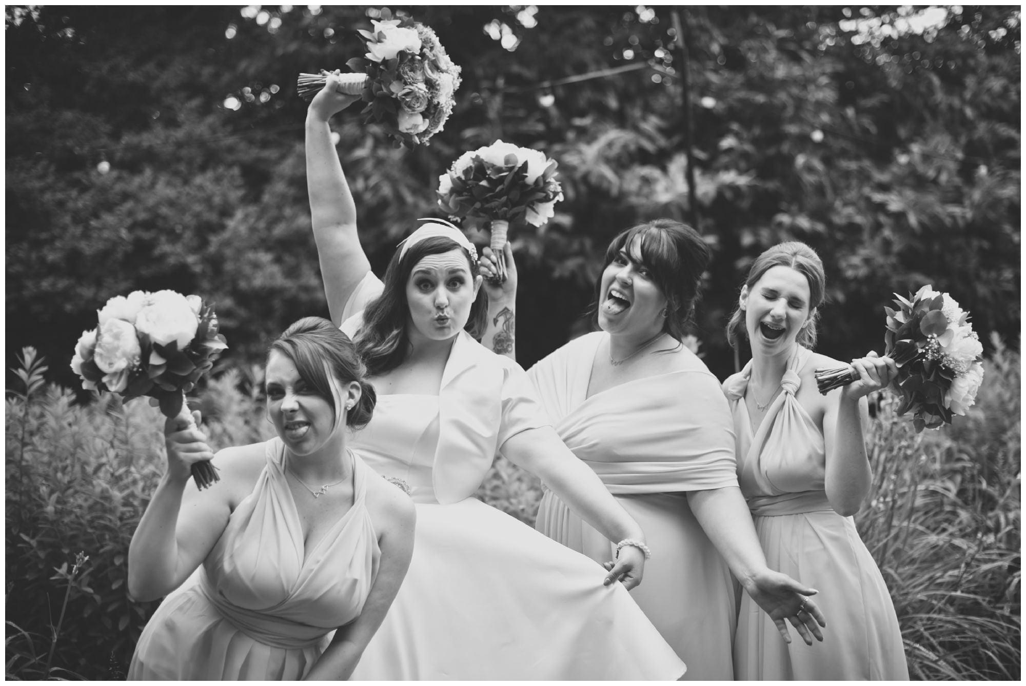 Fun Christchurch Wedding Photography