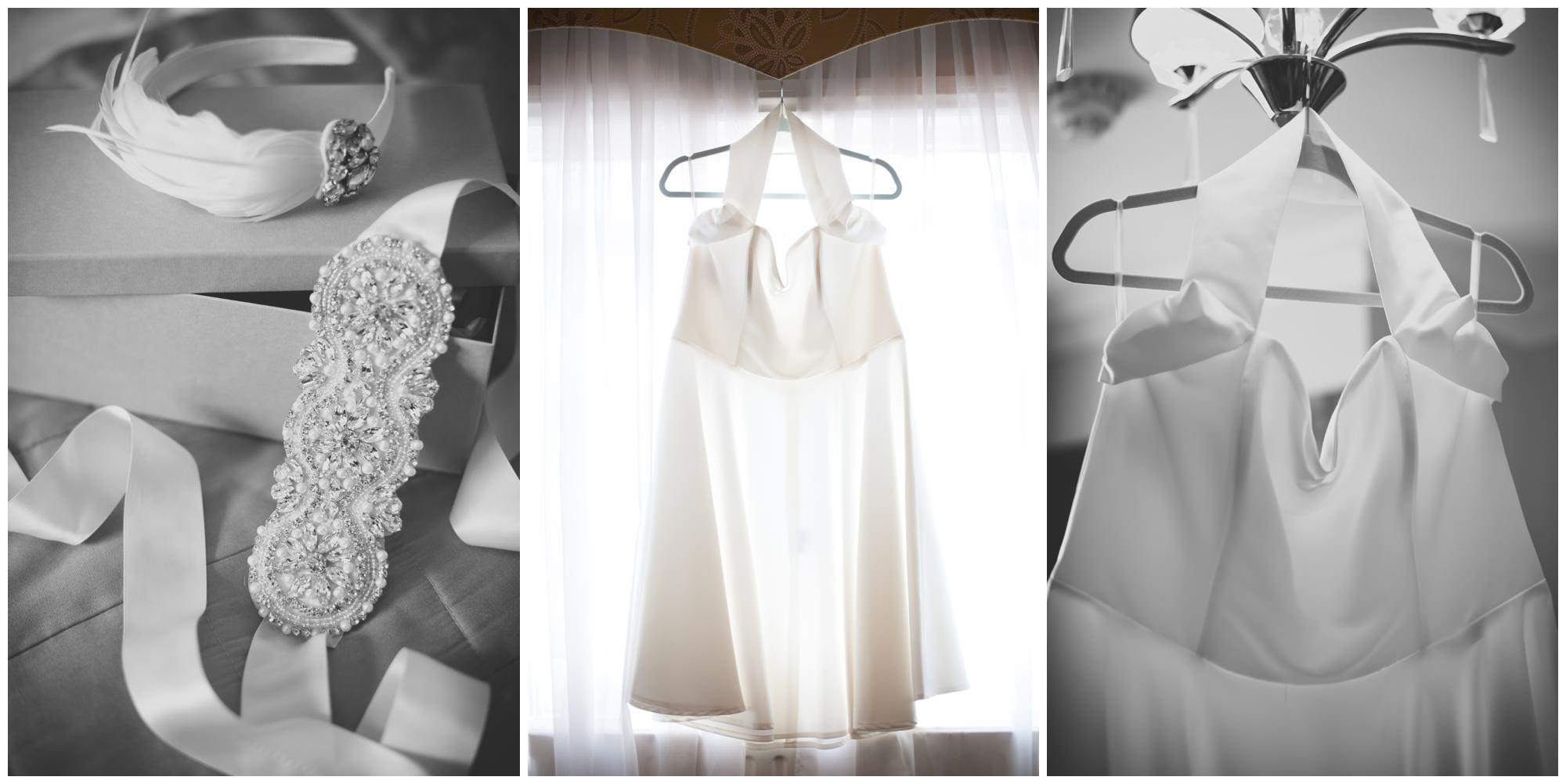 Vivien Of Holloway Wedding Dress at Christchurch