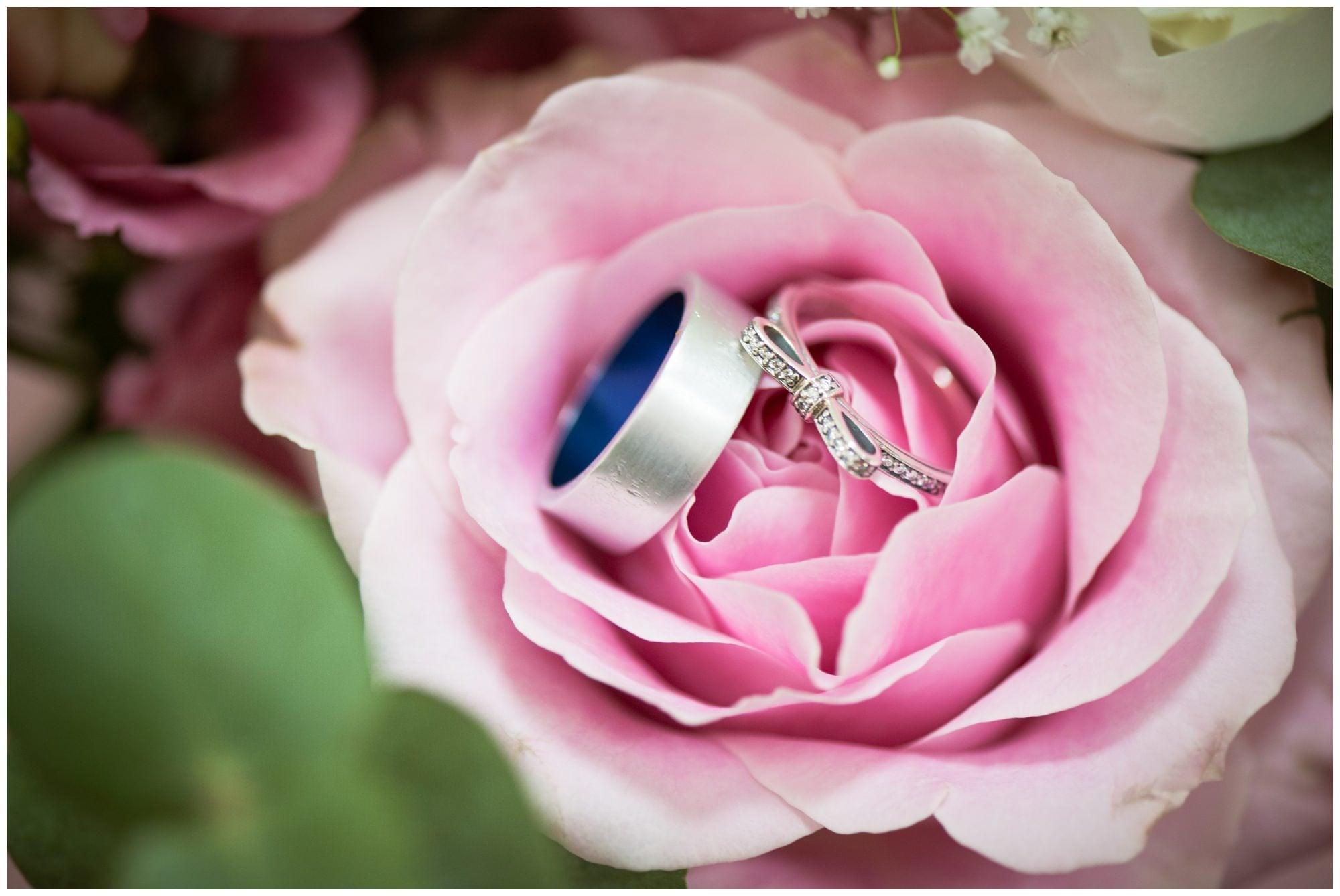 Handmade and Pandora Wedding Rings