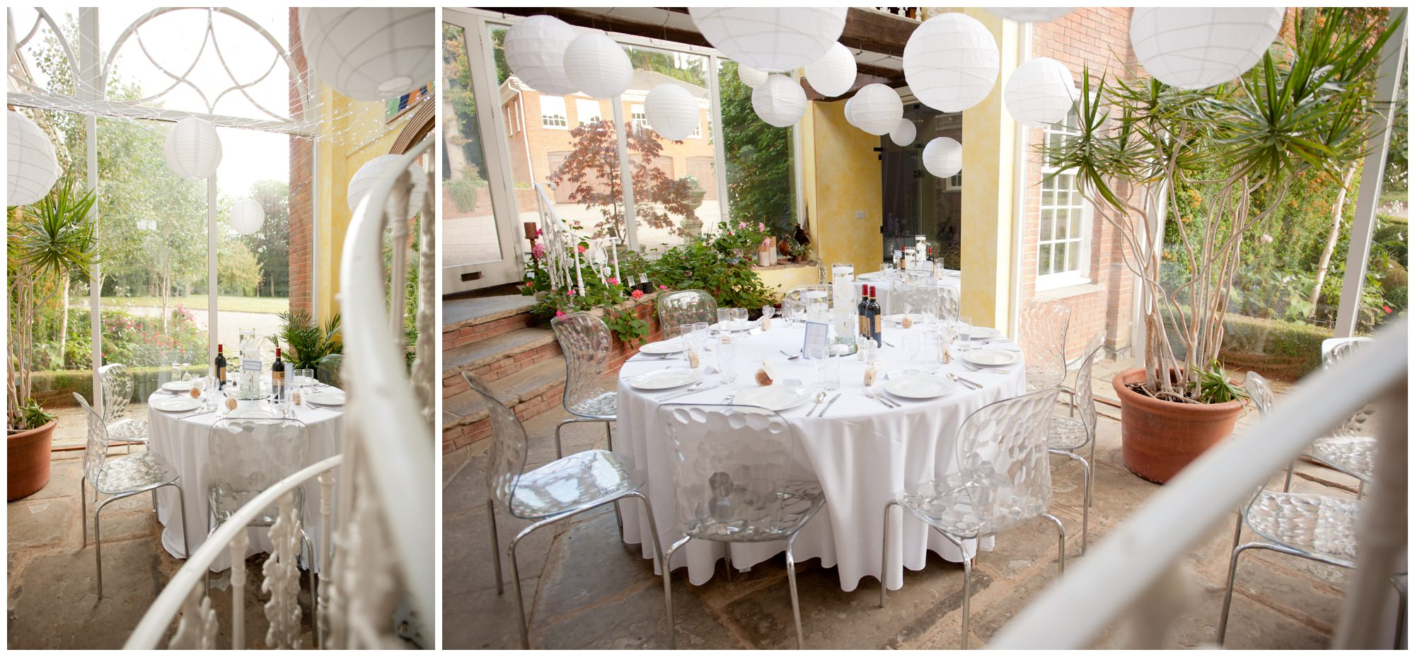 Wedding Breakfast near Whitchurch Hampshire