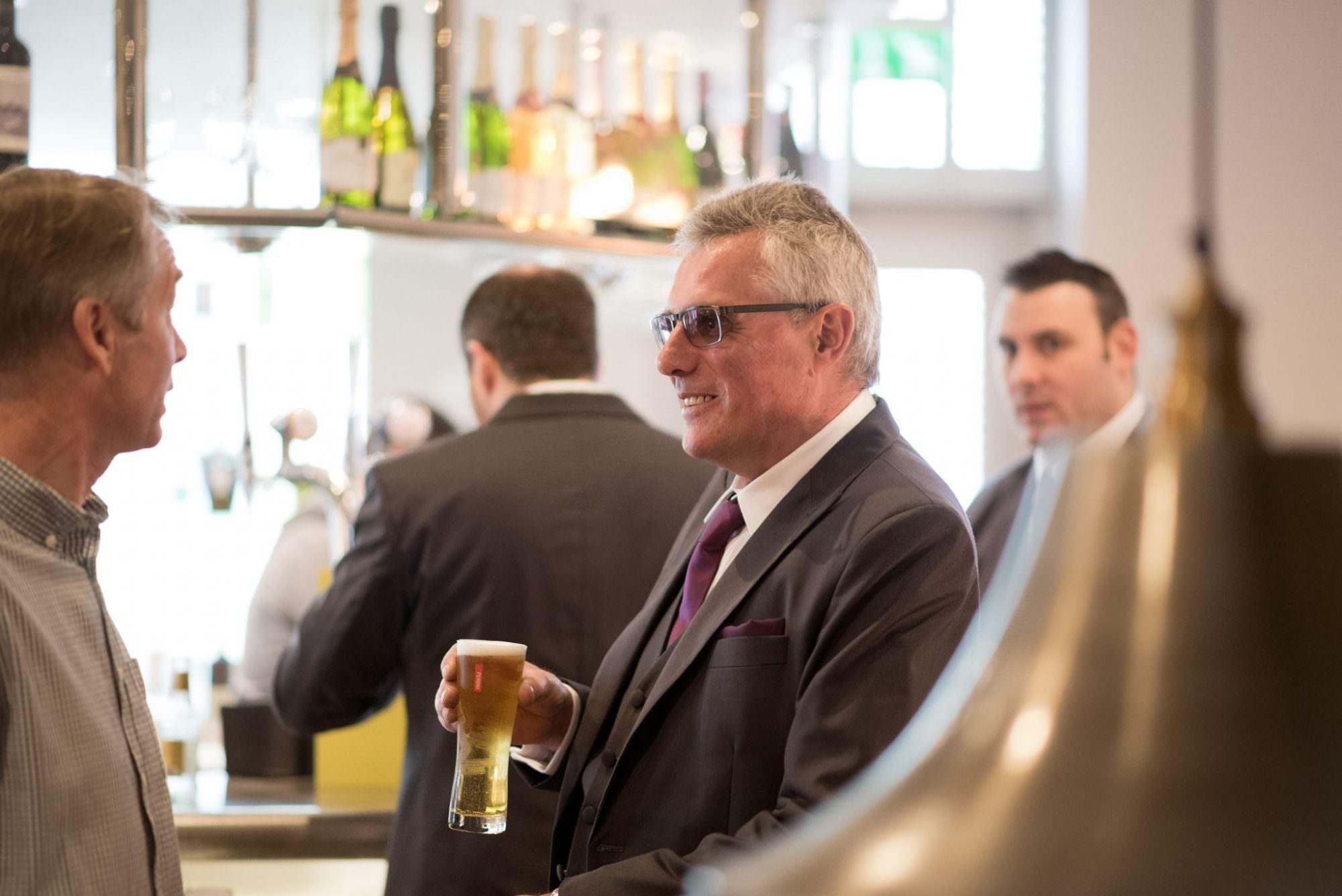 Bar at Kings Arms Hotel
