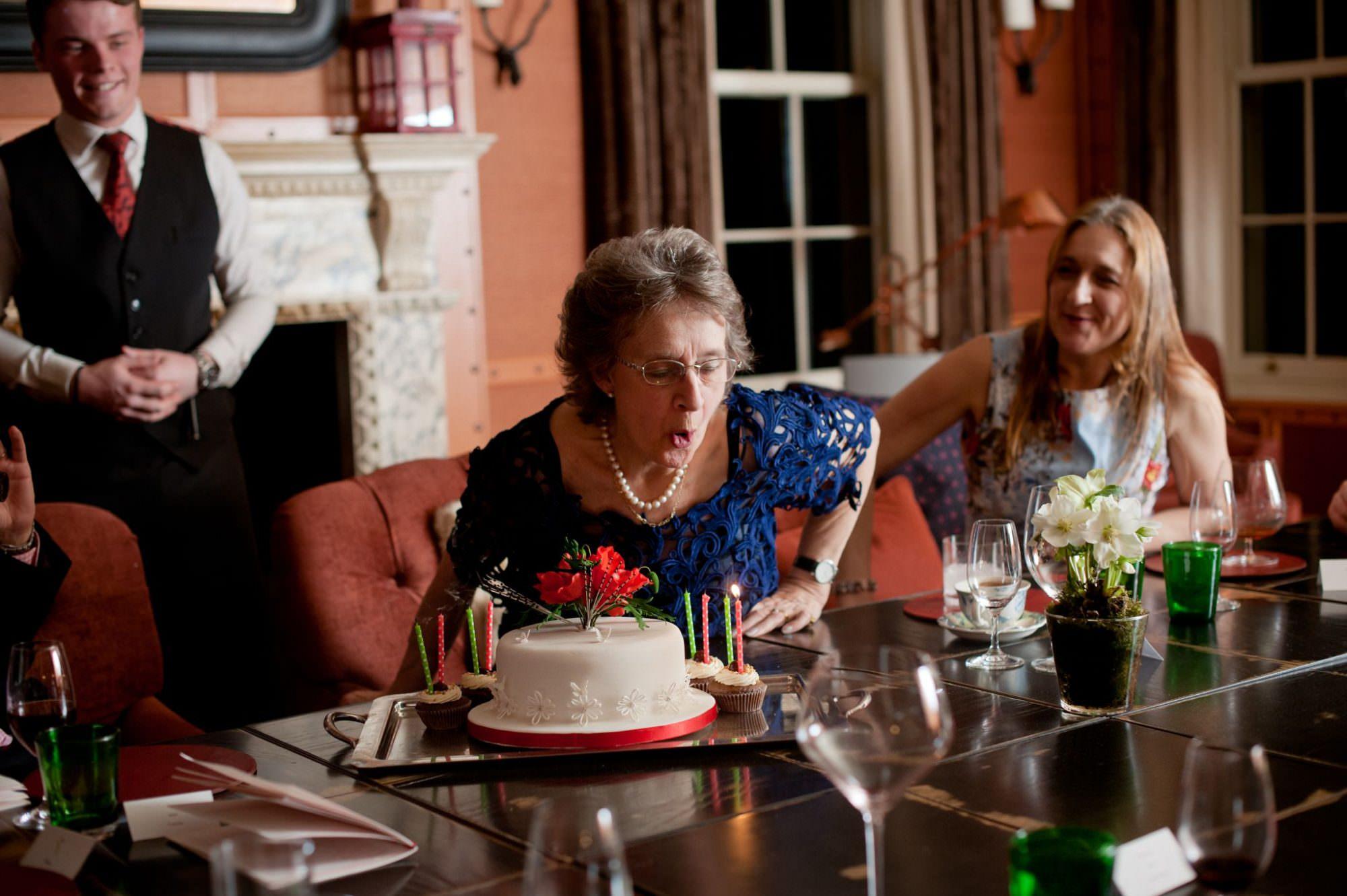 Dorset Hampshire Birthday Cake