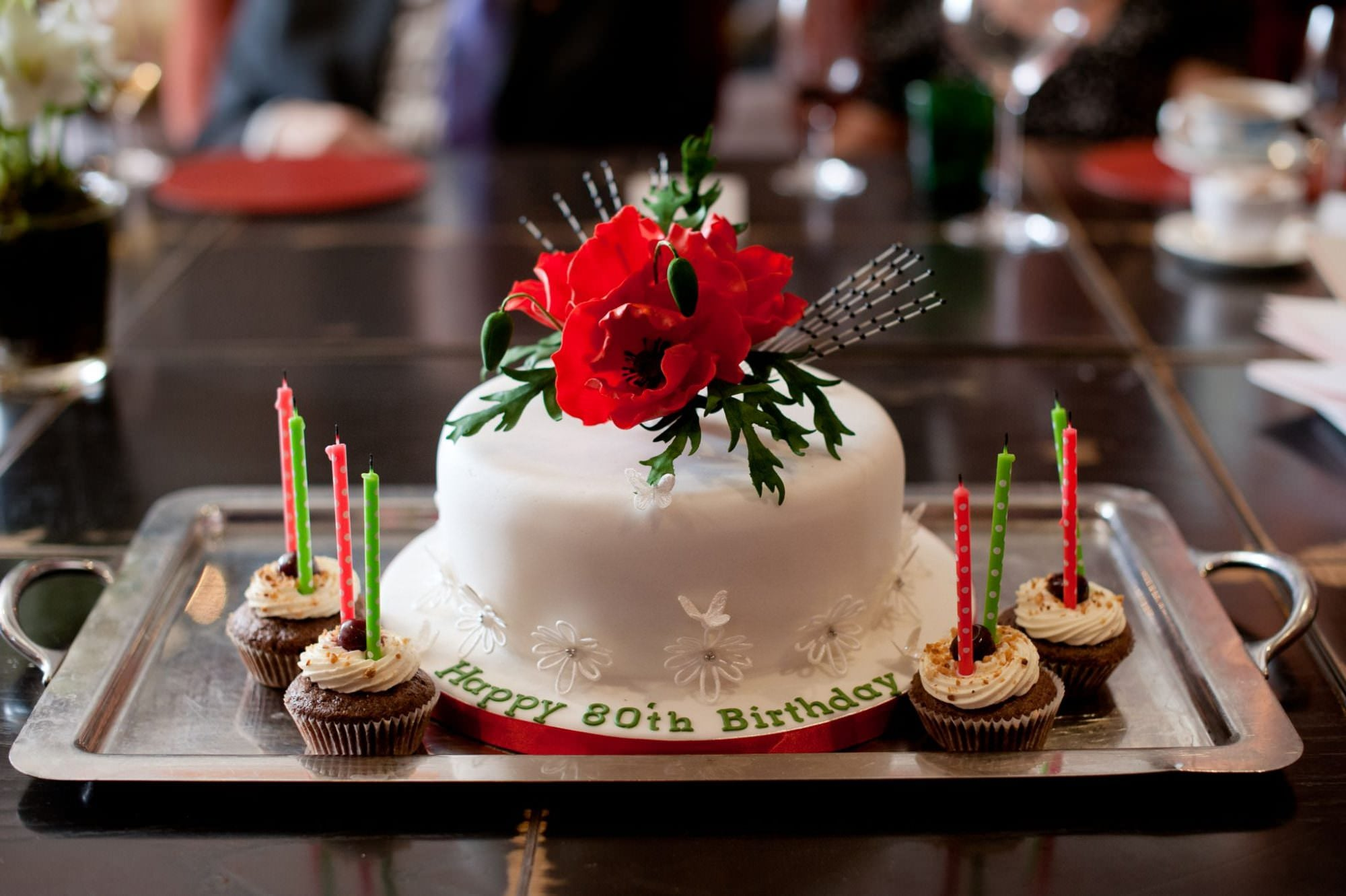 Ringwood Birthday Celebration Cake
