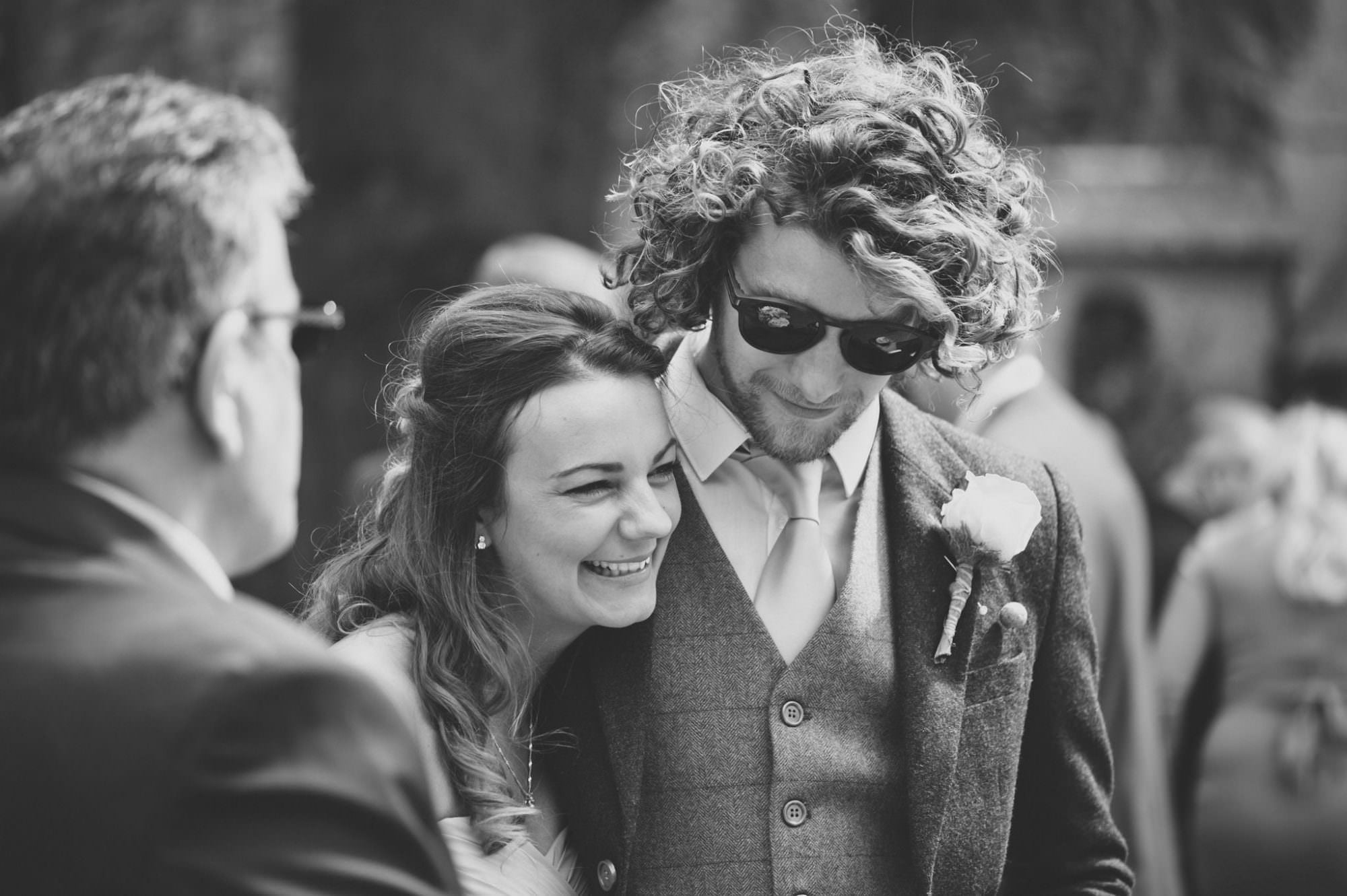 Bestman and Bridesmaid Hampshire