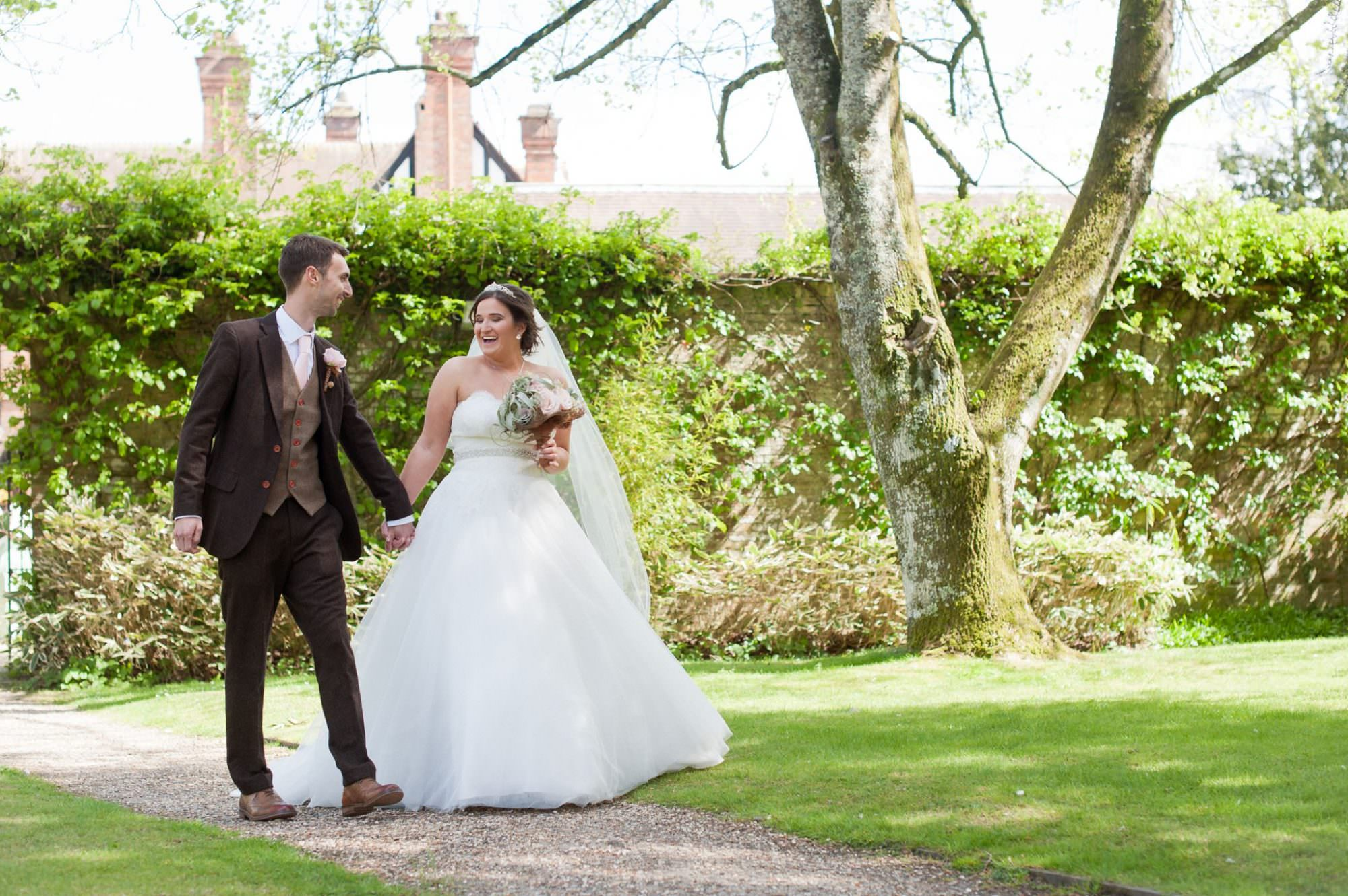 Wedding at Careys Manor New Forest