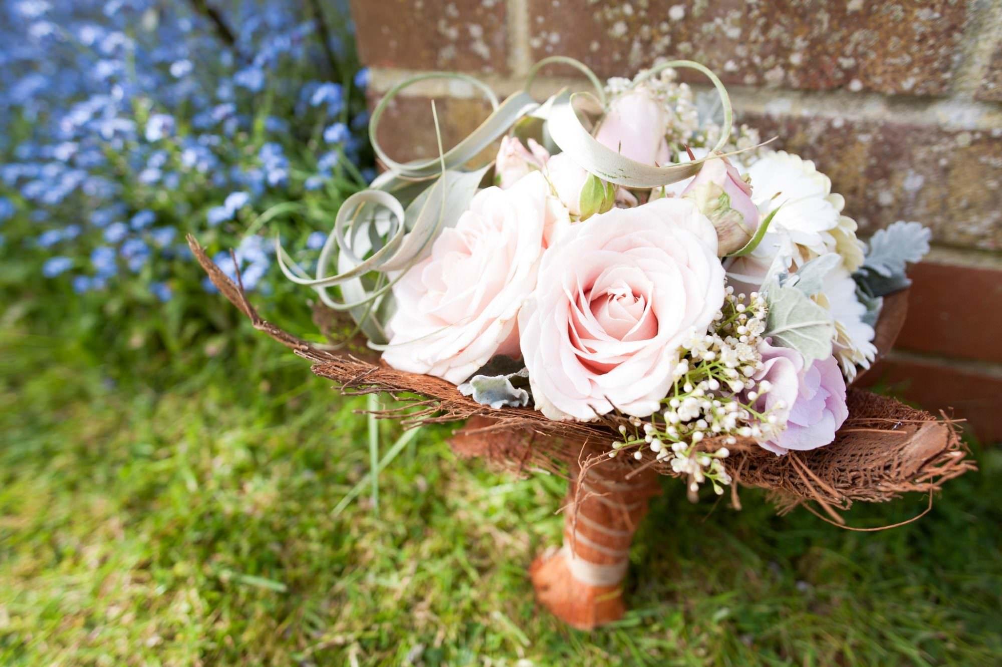 Little Lillies Wedding Bouquet