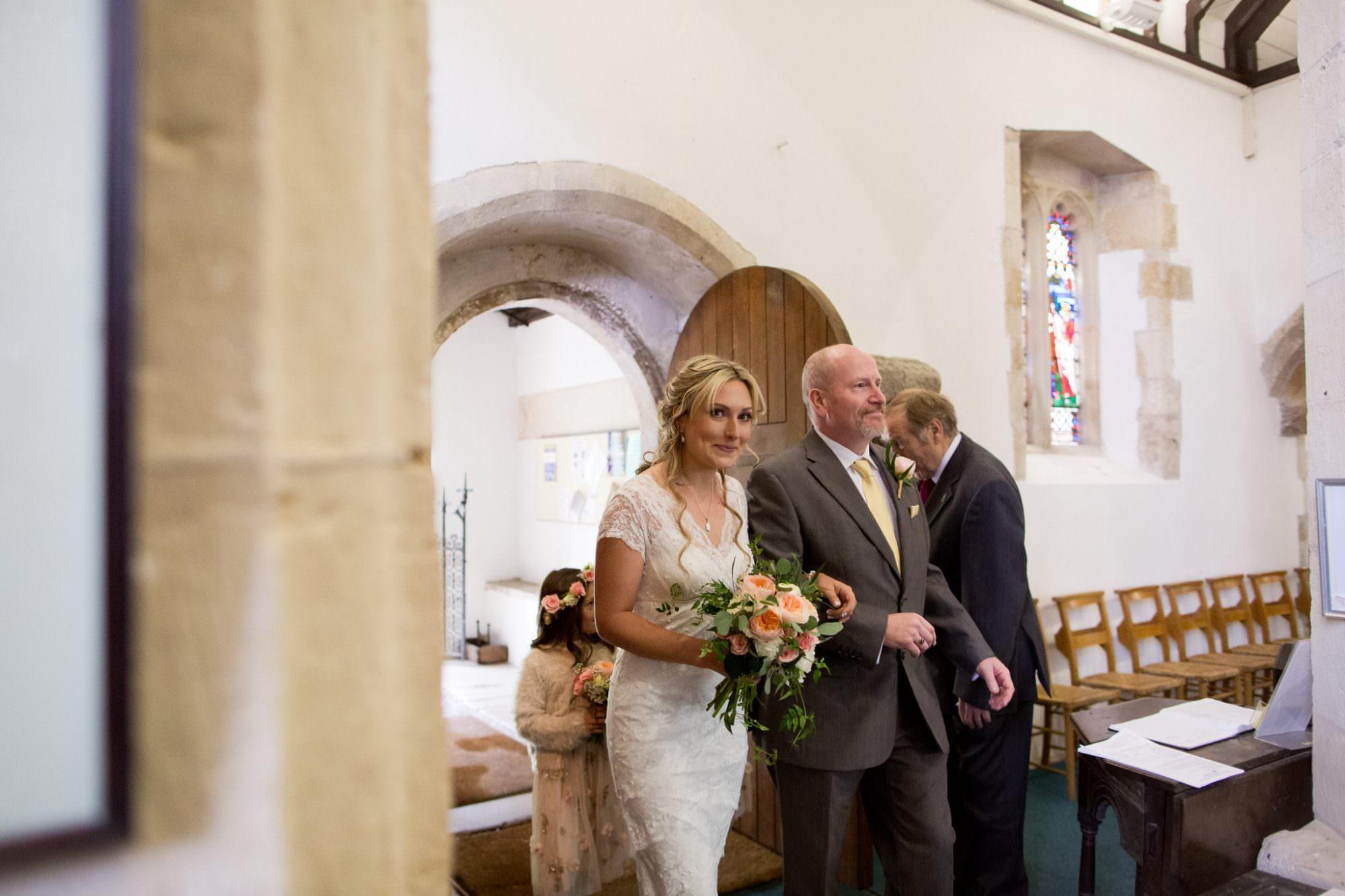 Photograph of Bridal Entrance