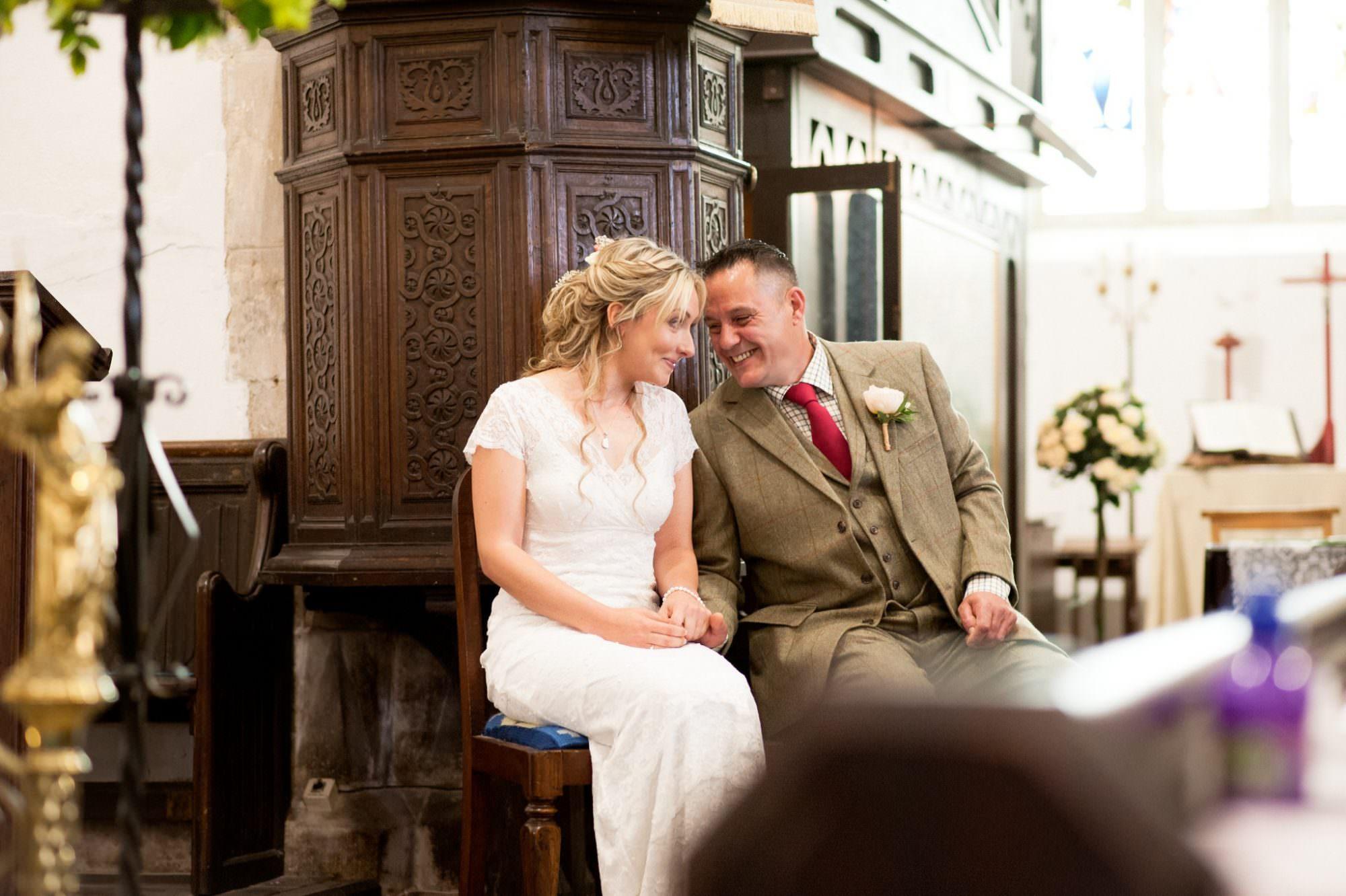 Sopley Church Wedding Photography