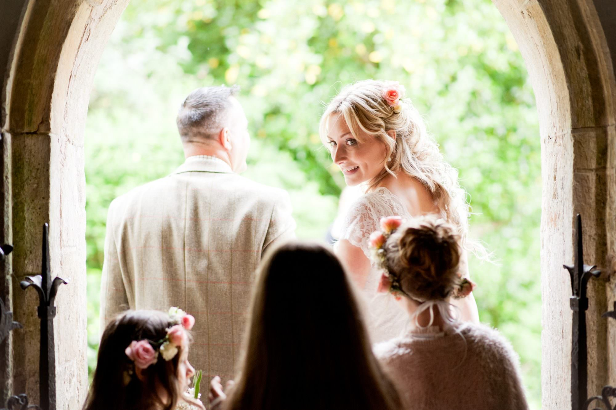 Examples of Sopley Church Wedding Photographer