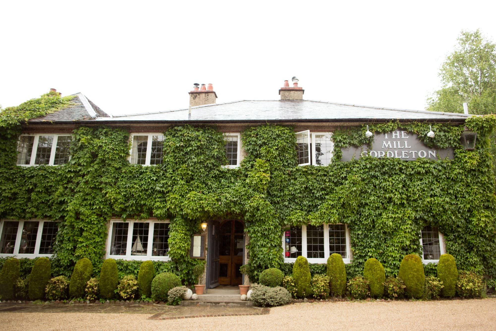 Gordleton Mill Hampshire Wedding Venue