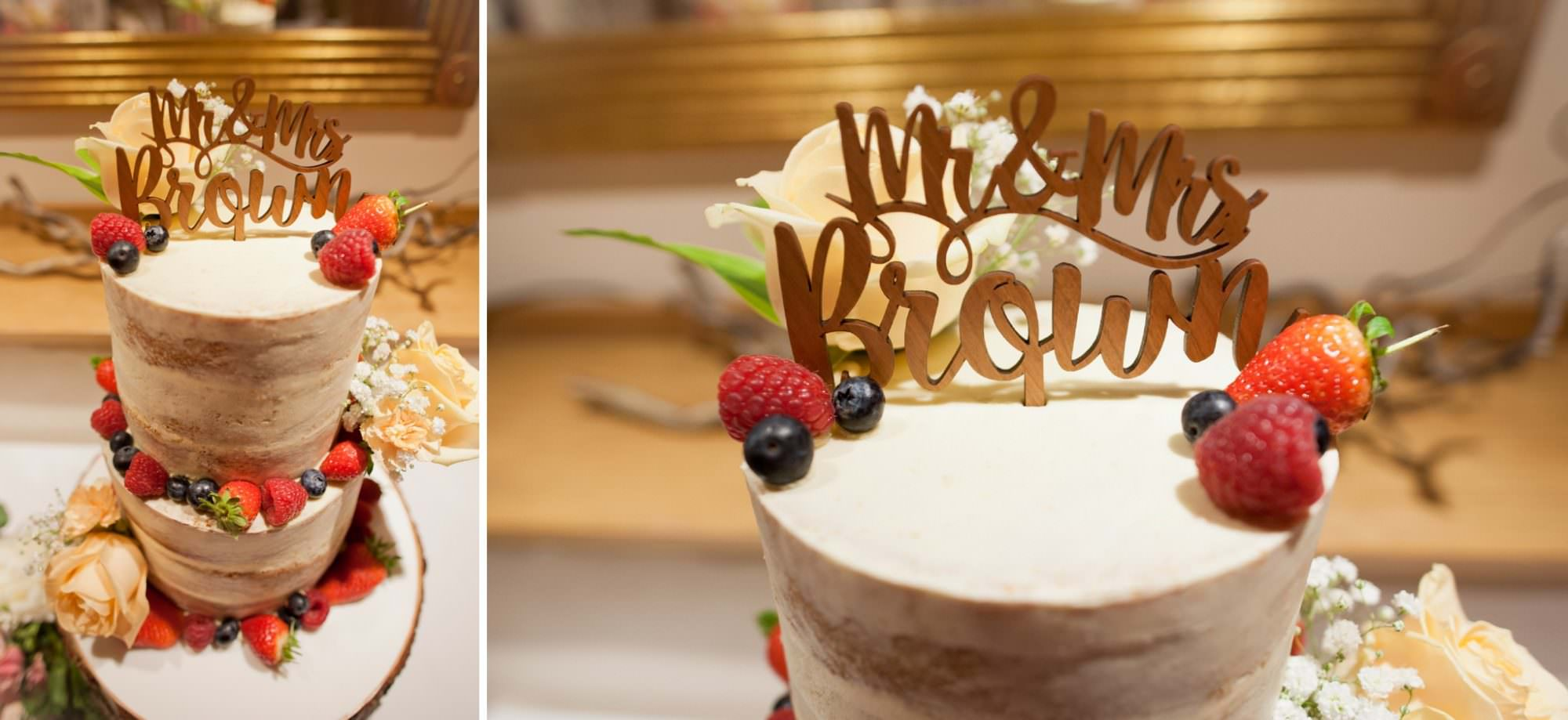 Wedding Cake Topper in Hampshire