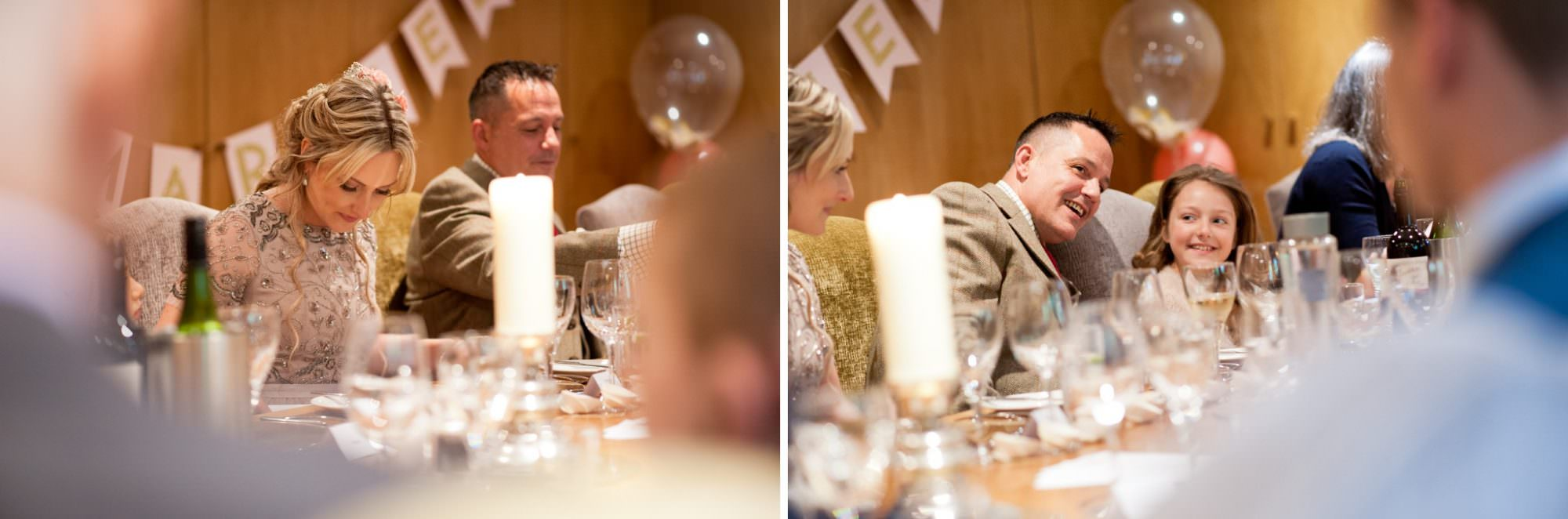 Photography of Bride and Groom at Gordleton Mill