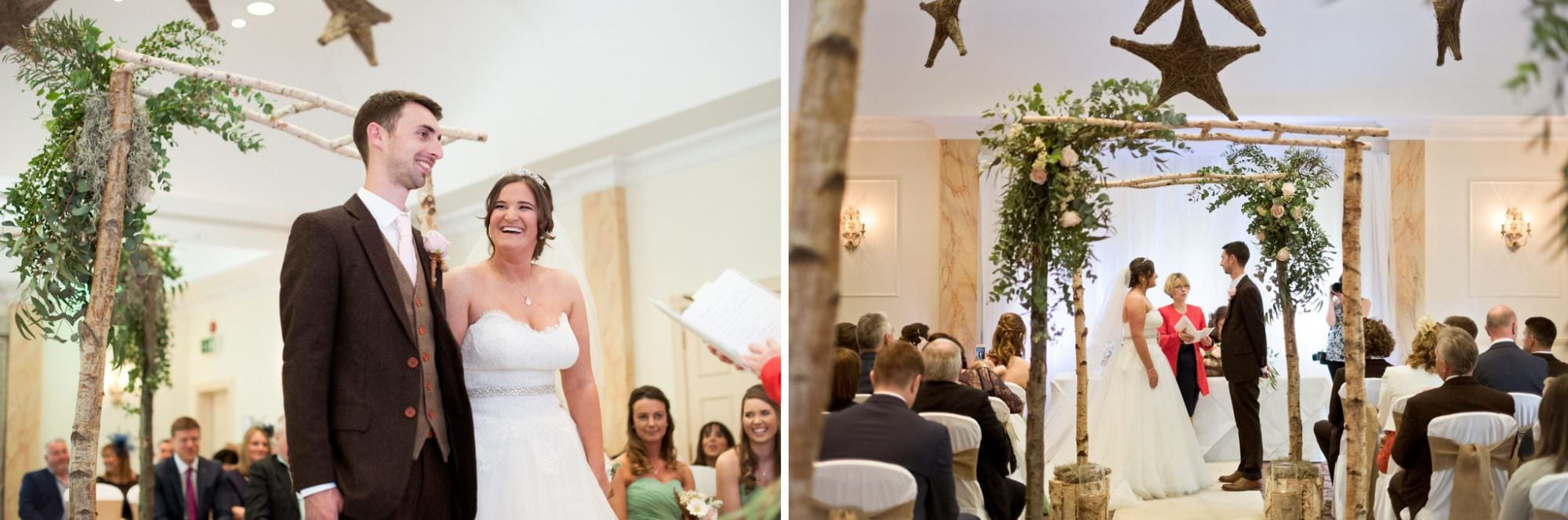 Careys Manor Wedding in New Forest